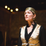 Photo by Joe Mazza, Brave Lux. Katherine Keberlein as Richard III.