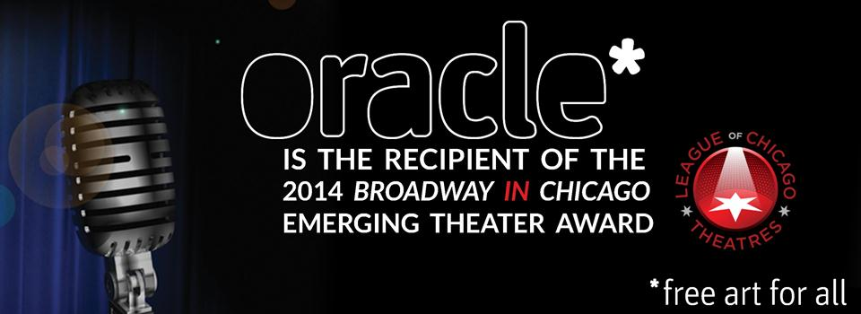 2014 Broadway In Chicago Emerging Theater Award