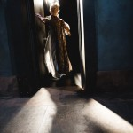 Photo by Joe Mazza, Brave Lux. Erica Bittner as Queen Elizabeth.