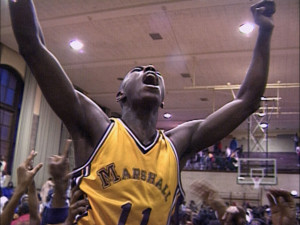 Still from Hoop Dreams, courtesy of Kartemquin Films